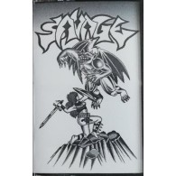 Savage - demo - Tape