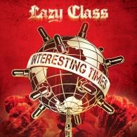 "Lazy Class - Interesting Times 12""GF-LP lim.100 red/yellow half n half"