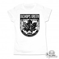 "Bishops Green - ""Leaf"" - Girl Shirt white"