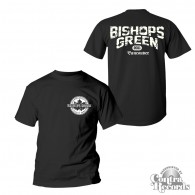 "Bishops Green - ""Vancouver Streetpunk"" - T-Shirt black front/backprint"