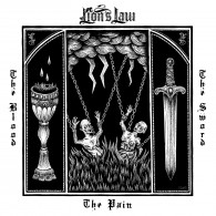 """Lion's Law - The Pain,The Blood And The Sword 12""""LP black incl. download code"""