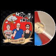 "Midnight Tattoo - ""Trouble Bound"" 12""LP lim.200 multicolor-striped"