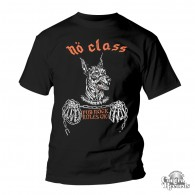 "No Class - ""Pub Rock Rules Ok"" - T-Shirt black"