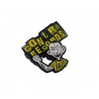 Contra Records Oi! - Metal-Pin