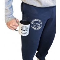 Homeoffice - since 2020 - Jogging Trousers (Navy Blue)