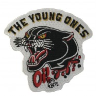 """Young Ones,The - """"Oi! With A Bite"""" - Patch"""