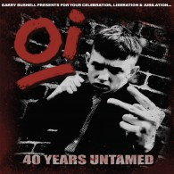 """V/A - Oi! 40 Years Untamed 12""""LP"""
