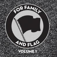 """V/A - For Family And Flag Volume one 12""""LP black"""