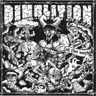"Demolition - Mad At The World 7""EP lim.200 black"
