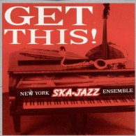 New York Ska-Jazz Ensemble ‎– Get This! - CD