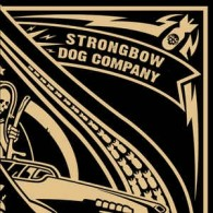 V/A Strongbow/Dog Company - Split 7'EP Green Splatter