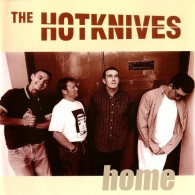 "Hotknives - Home 12""LP lim. black vinyl"