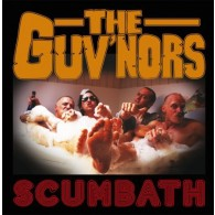 Guvnors, The - Scumbath 7'EP lim.100 Splatter +Download