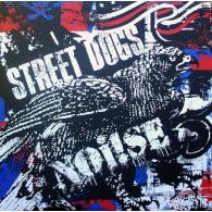 """V/A Street Dogs / Noi!se split 10""""LP lim.250 gold"""