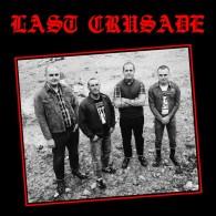 "LAST CRUSADE - s/t 12""LP lim."