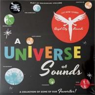 "V/A A Universe Of Sounds - Angel City Records 12""LP"