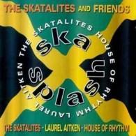 Skatalites & Friends - Ska Splash Digipack-CD