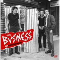 """BUSINESS, THE - 1980-81 COMPLETE STUDIO COLLECTION 12""""LP"""