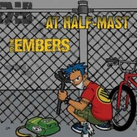 """V/A At Half-Mast / To The Embers - split 7""""EP series 2#"""