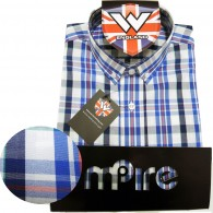 Warrior - Vintage Button Down Shirt - Nelson-XS (Last Size!!)