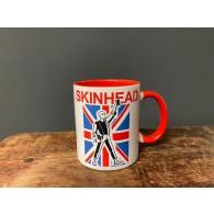 Skinhead Union Jack - Tasse/Mug