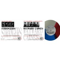 V/A Wayward Caines/The Strangers(US) - Split 7'EP Tri-Color