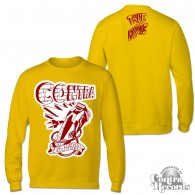 "Contra Records ""Die Hards"" Longsleeve lim. 20pcs yellow (15Years of Contra Edt.)"