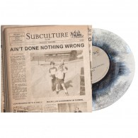 """SUBCULTURE - AIN'T DONE... lim300 haze 7"""" EP"""