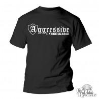 "Aggressive - ""Unbreakable"" T-Shirt black"