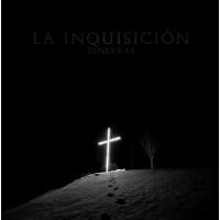 "La Inquisicion - ""TENEVRAE"" 12""LP lim.100 clear (Contra Records excl.)"