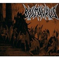 Bostaurus - Made in hellfire CD Digipack