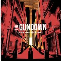 """Gundown,The - """"Dead End Alleyway"""" 12""""LP lim.200 solid black (PRE ORDER)"""