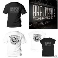 """Brechraitz - """"Schwarzes Gold"""" - #package deal 12""""GF-LP+T-Shirt/Girl Shirt"""