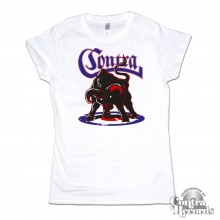 Contra - Streetwear Stier - Girl Shirt