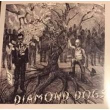"Diamond Dogs - s/t 7""EP lim.200 black"