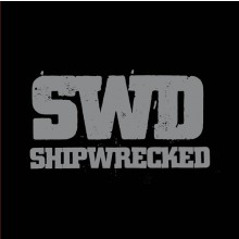 "Shipwrecked ‎- We Are The Sword 12""LP lim. 300 brown/black marbeled"
