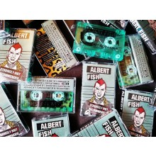 """Albert Fish - """"Strongly Not Recommended"""" Tape"""