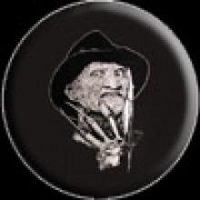 Button - Freddy K.1 (25mm)