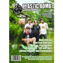 Plastic Bomb Fanzine #112