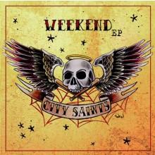"City Saints - Weekend 7""EP lim. 200 black+download"