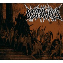 Bostaurus - Made in hellfire CD Digipack