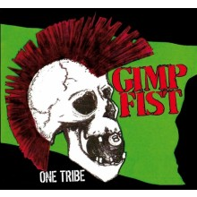 "Gimp Fist - One Tribe 12""LP lim.200 black"