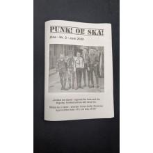 Punk! Oi! Ska! - Zine - #2