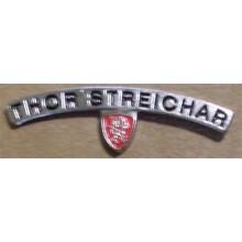 Thor Streichar - Metal-Pin