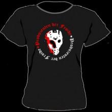 Produzenten der Froide - Maske - Girl Shirt