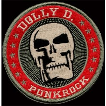 Patch - Dolly D. - Punkrock