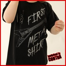 My first Metalshirt - Kids Shirt