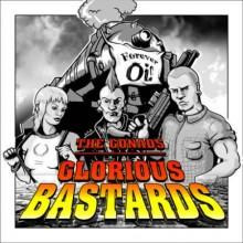 Gonads, The - Glorious Bastards CD (Digipack)