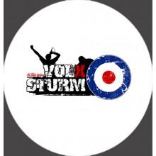 Button - Volxsturm - Target (25mm)