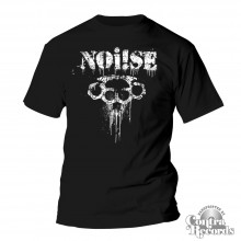 Noi!se - Knuckle- black - T-Shirt